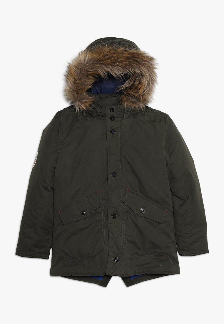 Hackett London - ARCTIC  - Winter coat - khaki