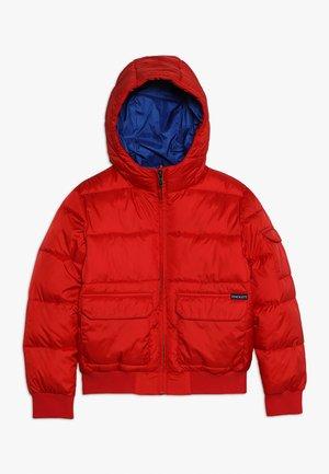 CLASSIC  - Zimní bunda - red