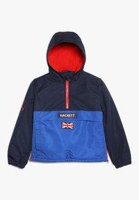 Hackett London - OVERHEAD - Lehká bunda - dark blue - 0