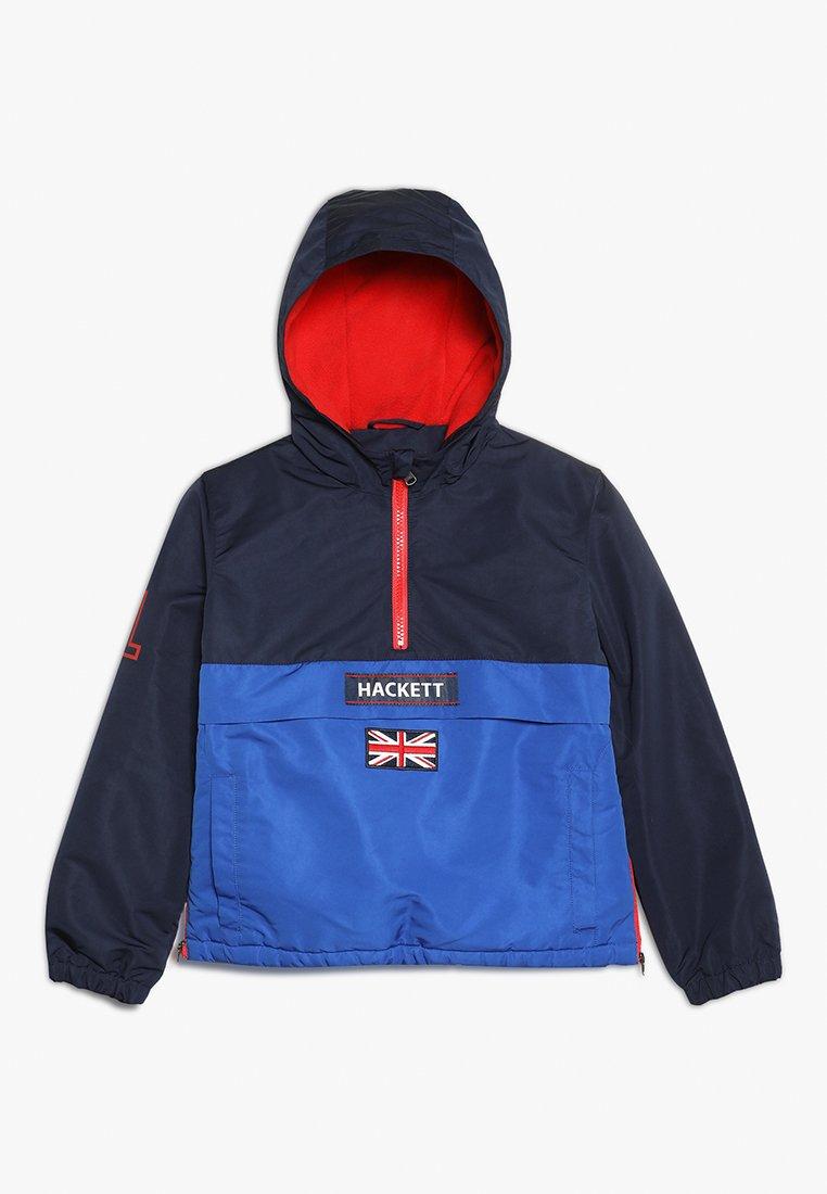 Hackett London - OVERHEAD - Lehká bunda - dark blue