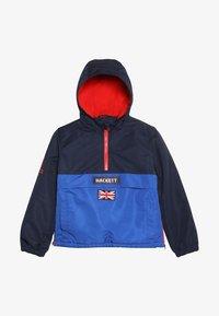 Hackett London - OVERHEAD - Lehká bunda - dark blue - 2