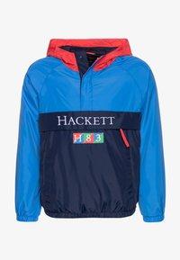 Hackett London - OVERHEAD  - Lehká bunda - blue/navy - 0