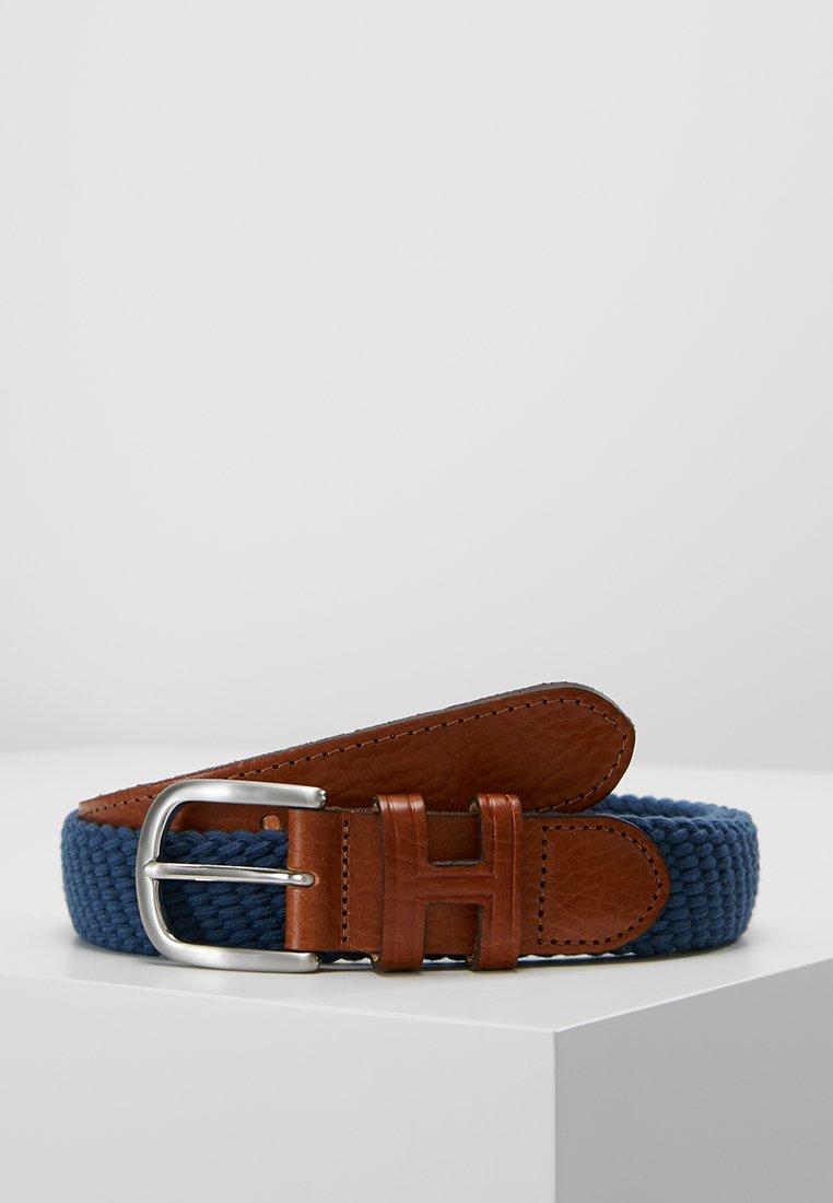 Hackett London - PARACHUTE BELT - Cintura - mid blue