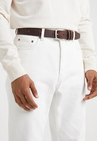 Hackett London - TONAL KNOT BELT - Riem - brown - 1