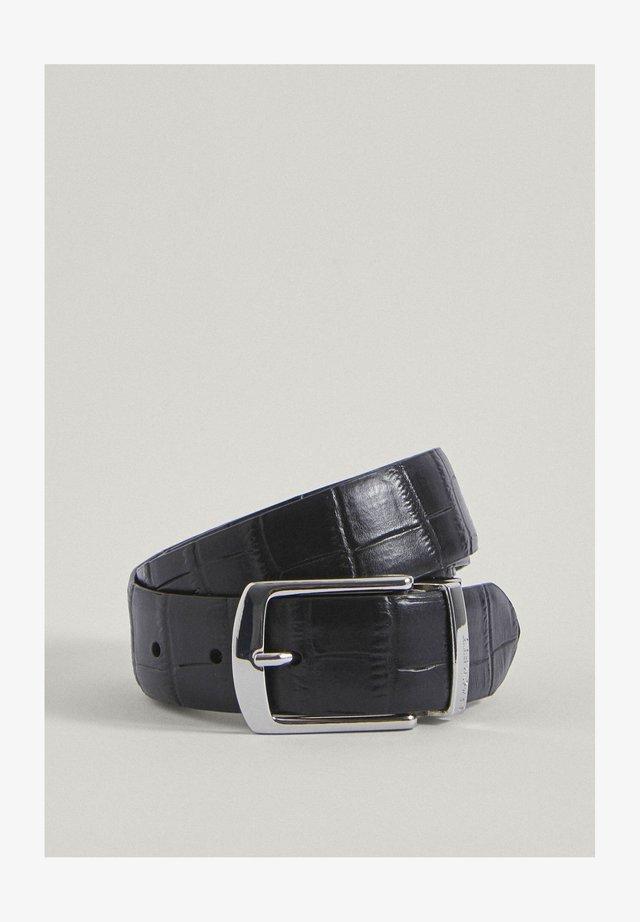 Belt business - blk/brown