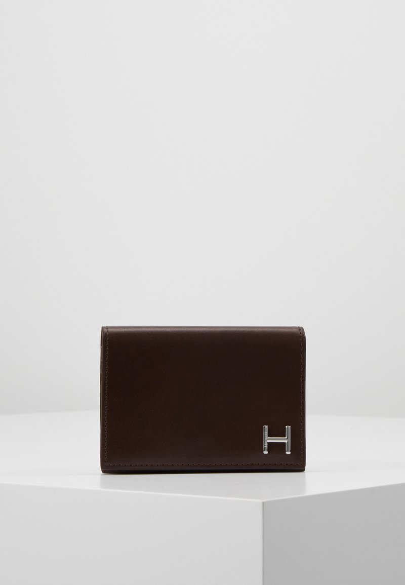 Hackett London - ENVELOPE CARD - Wallet - brown