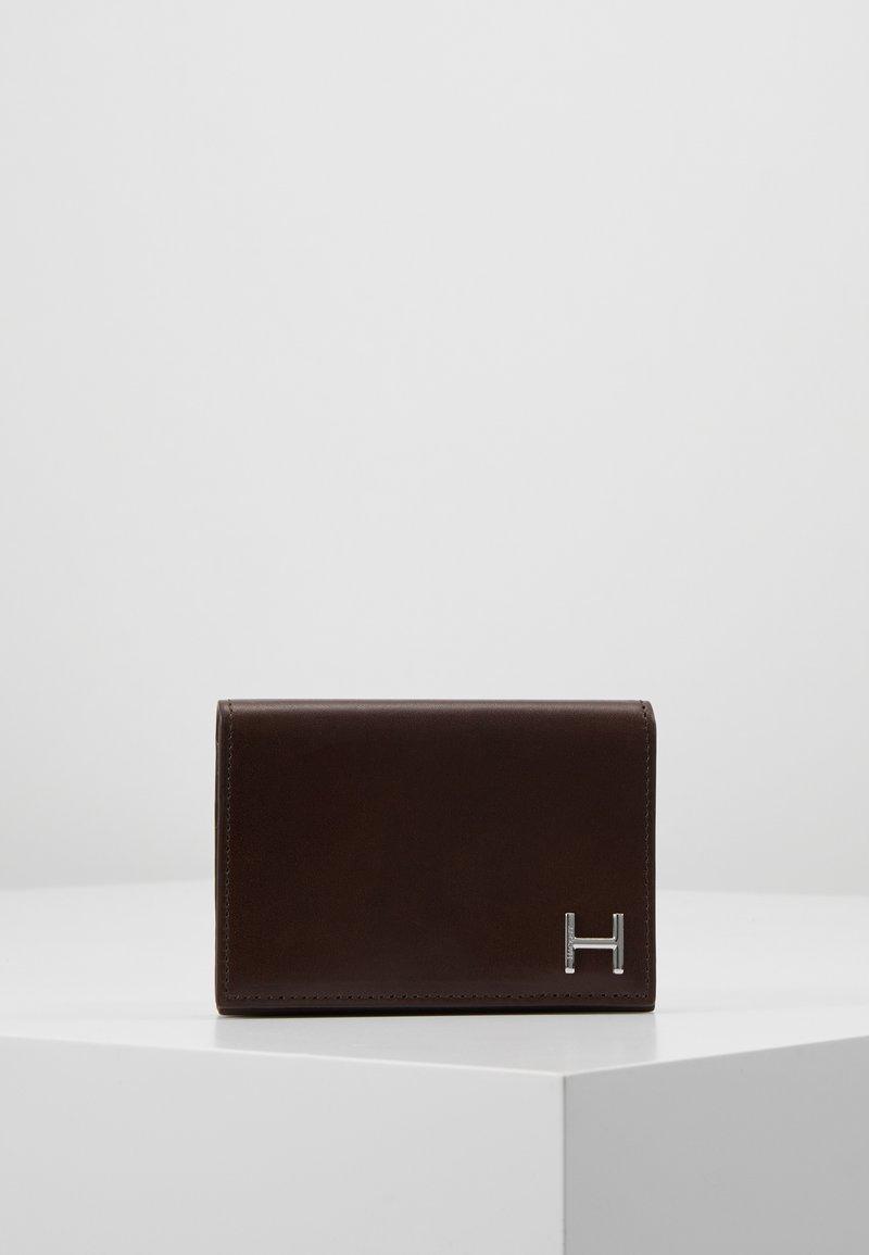 Hackett London - ENVELOPE CARD - Portafoglio - brown