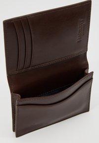 Hackett London - ENVELOPE CARD - Wallet - brown - 5