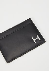 Hackett London - CARD HOLDER - Lompakko - black - 2