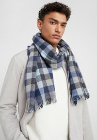 Hackett London - FRISBY  - Schal - blue - 0