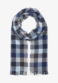 Hackett London - FRISBY  - Schal - blue - 2