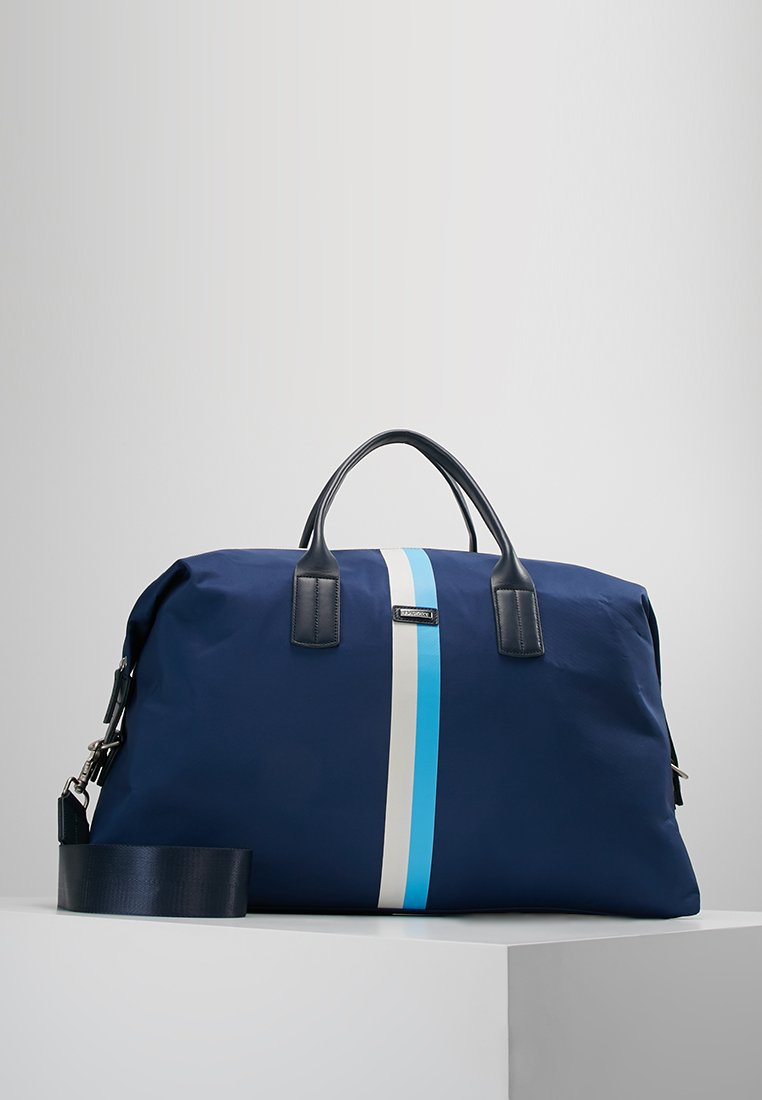 Hackett London - LEDBURY HOLDALL - Weekend bag - navy/chalk