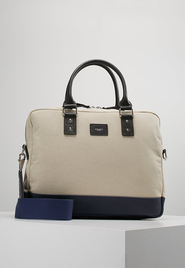 Hackett London - NEW JACKSON SINGLE - Briefcase - vecru