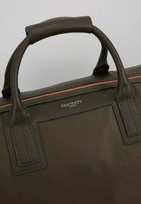 Hackett London - HOLDALL - Resväska - khaki - 8