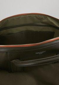 Hackett London - HOLDALL - Resväska - khaki - 4