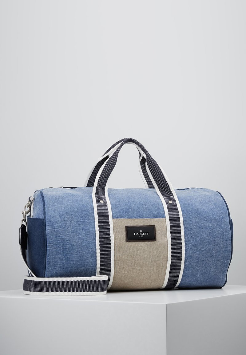Hackett London - Weekendtasker - blue/stone