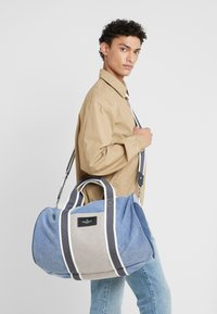 Hackett London - Weekendtasker - blue/stone - 1