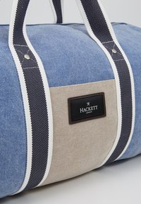 Hackett London - Weekendtasker - blue/stone - 6
