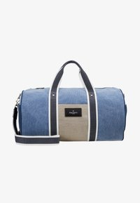 Hackett London - Weekendtasker - blue/stone - 5