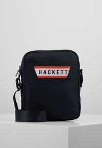 Hackett London - Skuldertasker - navy - 0
