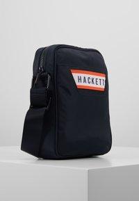 Hackett London - Skuldertasker - navy - 3