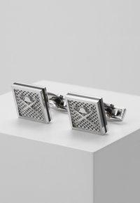 Hackett London - Manžetové knoflíčky - silver-coloured - 0