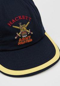 Hackett London - ARMY POLO - Cappellino - navy - 6