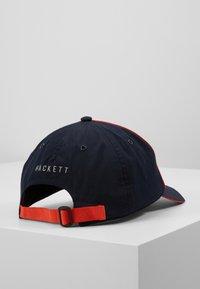 Hackett London - Caps - navy - 2