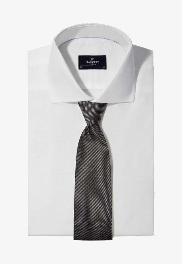 Tie - black/white