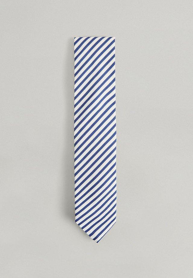 Tie - navy