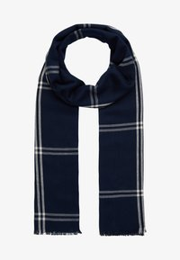 Hackett London - Scarf - navy/white - 2