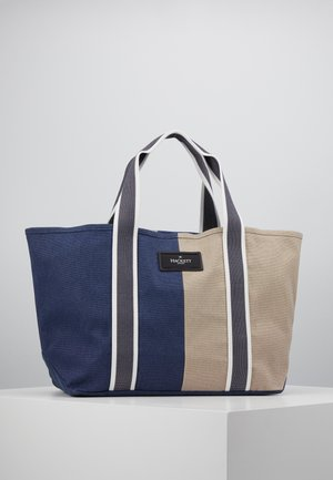 Suit bag - blue stone