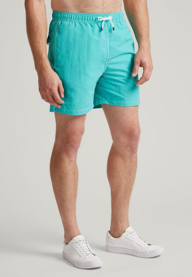 SOLID VOLLEY - Swimming shorts - spearmint