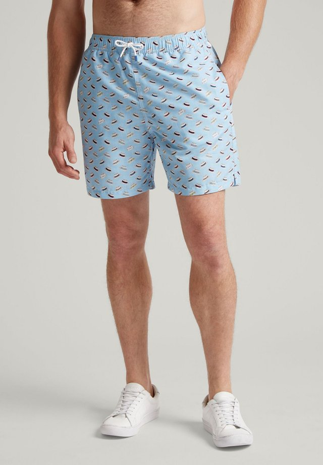 HATS - Swimming shorts - blue