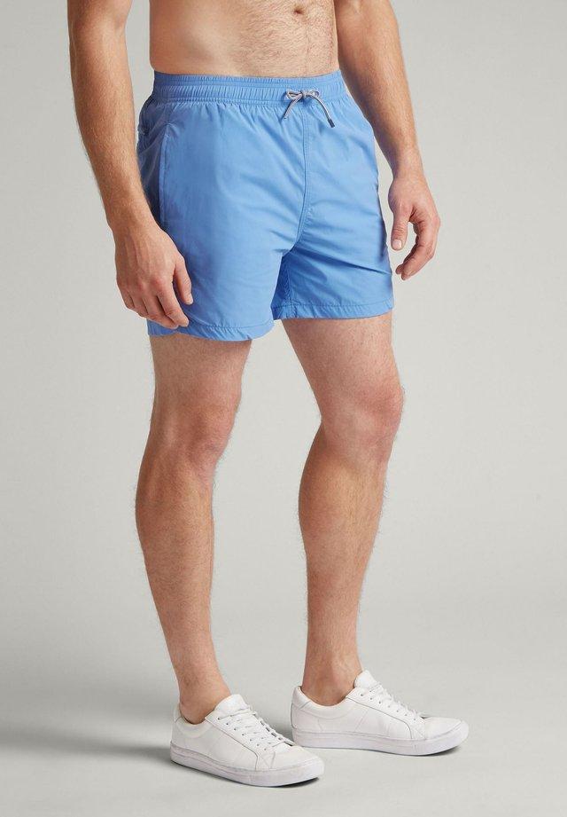 PACKABLE STRCH STRIPE - Swimming shorts - regatta blu