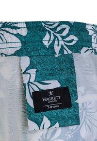 Hackett London - MULTI FLORAL - Plavky - green - 3