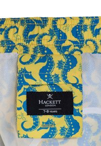 Hackett London - SEAHORSE - Badeshorts - yellow - 3