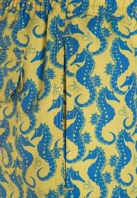 Hackett London - SEAHORSE - Badeshorts - yellow - 4