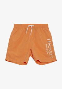 Hackett London - LOGO VOLLEY - Plavky - orange - 2