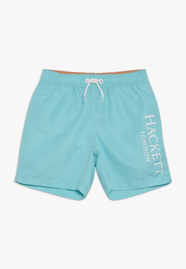 LOGO VOLLEY - Surfshorts - turquoise