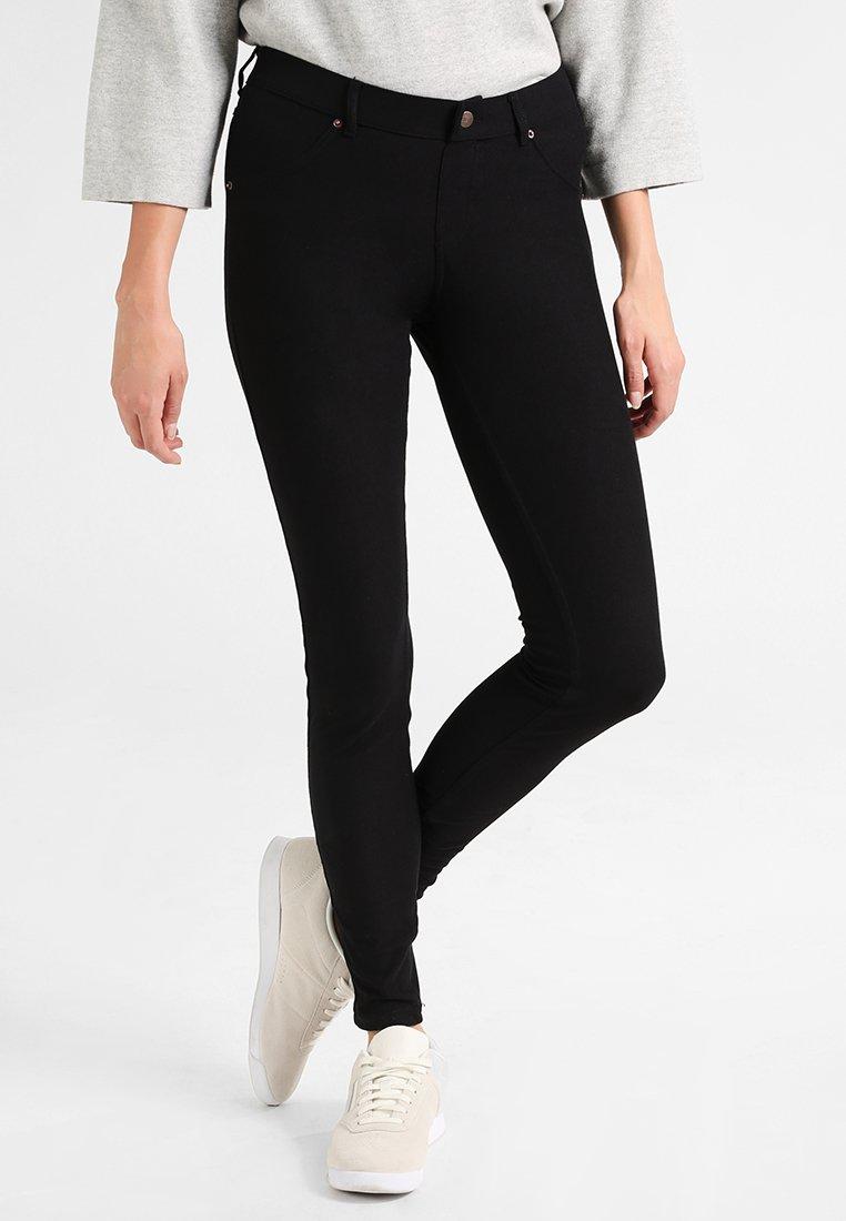 Hue - ESSENTIAL - Trousers - black