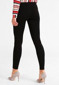 Hue - PONTE - Leggings - Trousers - black - 2