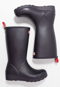 Hunter ORIGINAL - ORIGINAL PLAY BOOT TALL - Holínky - kombu - 3