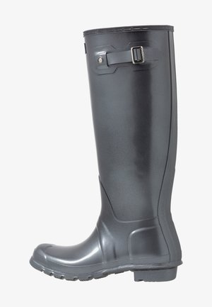 WOMENS ORIGINAL TALL - Wellies - black