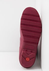 Hunter - WOMENS ORIGINAL TALL - Regenlaarzen - red algae - 6