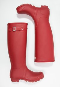 Hunter ORIGINAL - ORIGINAL TALL - Wellies - military red - 3