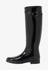 Hunter ORIGINAL - ORIGINAL REFINED GLOSS - Wellies - black - 1