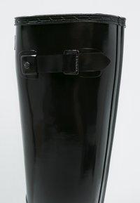 Hunter - ORIGINAL REFINED GLOSS - Wellies - black - 2