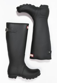 Hunter ORIGINAL - Wellies - black - 3