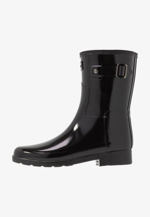 ORIGINAL REFINED SHORT GLOSS - Botas de agua - black